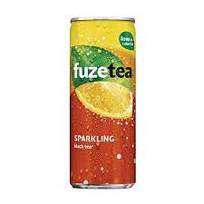 Foto Fuze Tea sparkling black tea
